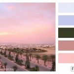 FASE13 Kleurinspiratie voor je interieur! ~ Mediterranean Sunset hues