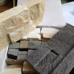 FASE13 | Interieur wandbekleding | natuursteenstrips